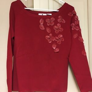 Sweaters - Long Sleeve Once Again Top
